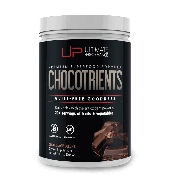 Chocotrients - Guilt Free Goodness